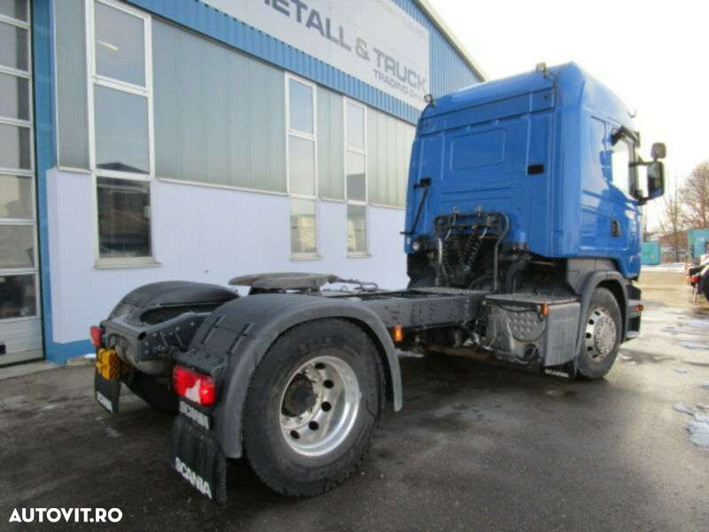 Scania R 490 Highline Cr19 Euro6 Nebenantrieb Retarder - 3