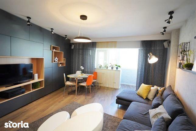 Apartament 3 camere   Victoriei   Kiseleff   Complet Mobilat & Utilat