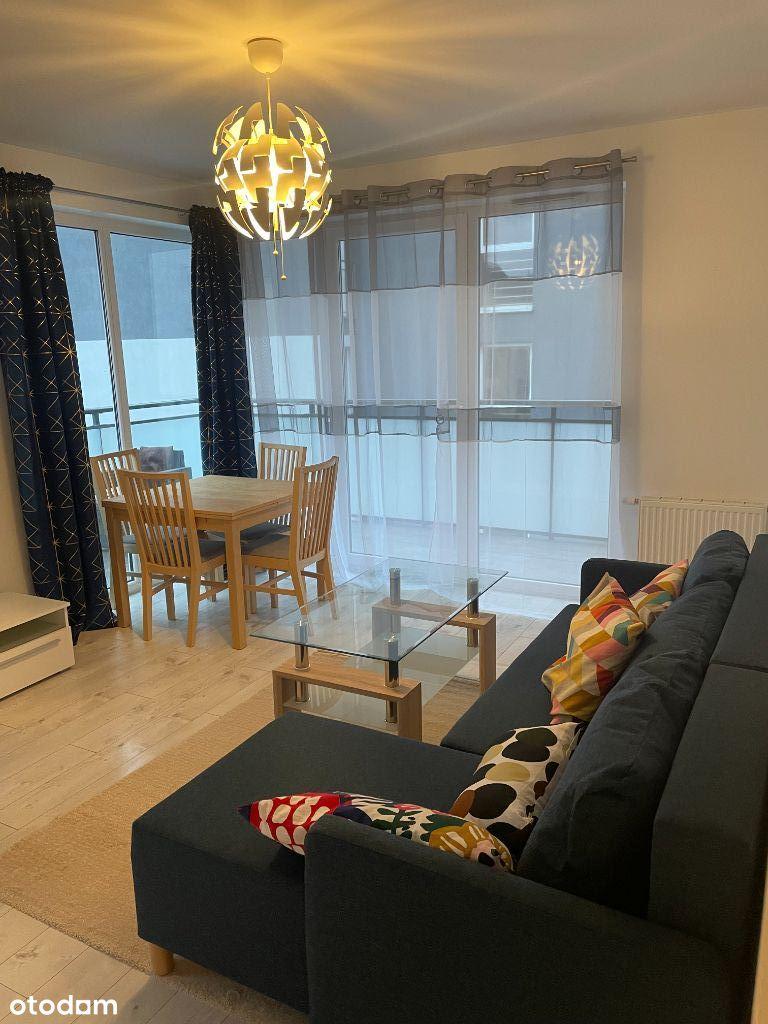Idealna lokalizacja, 49 m2, 3 pokoje, balkon, kom