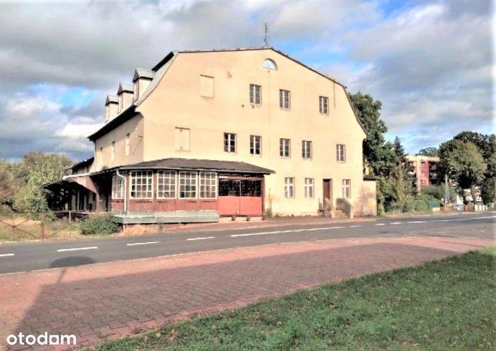 Nieruchomość w centrum Sycowa na działce 6200m2