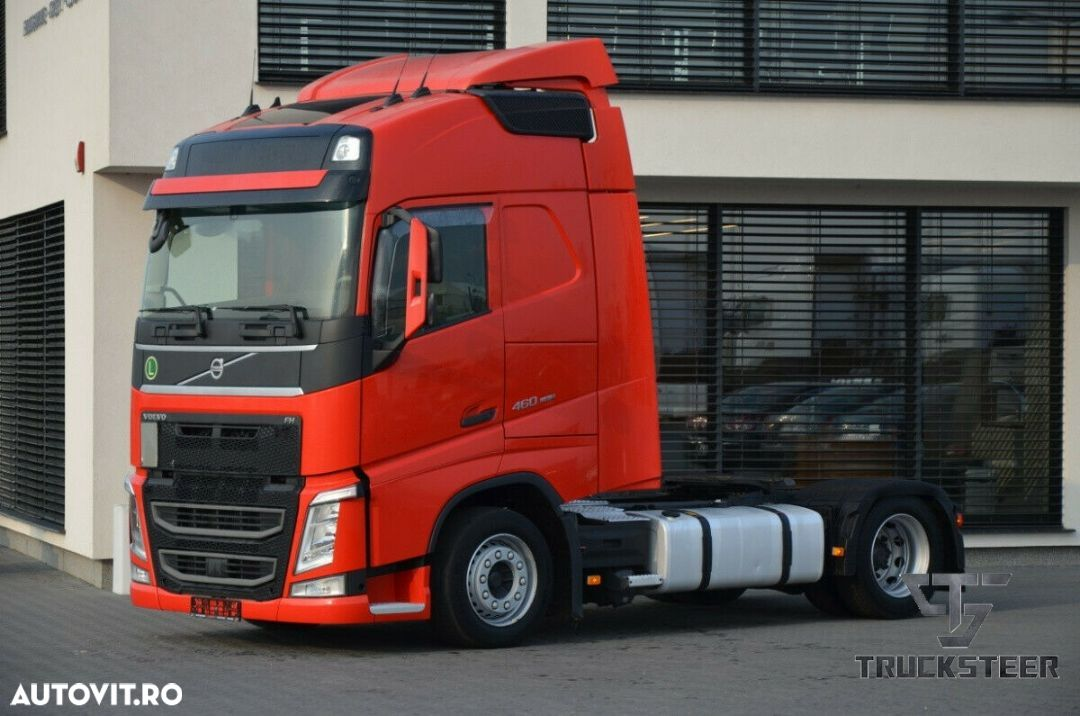 Volvo FH460, 01/2016, Euro 6, MEGA, ACC, Full Options, Istoric Complet - 1