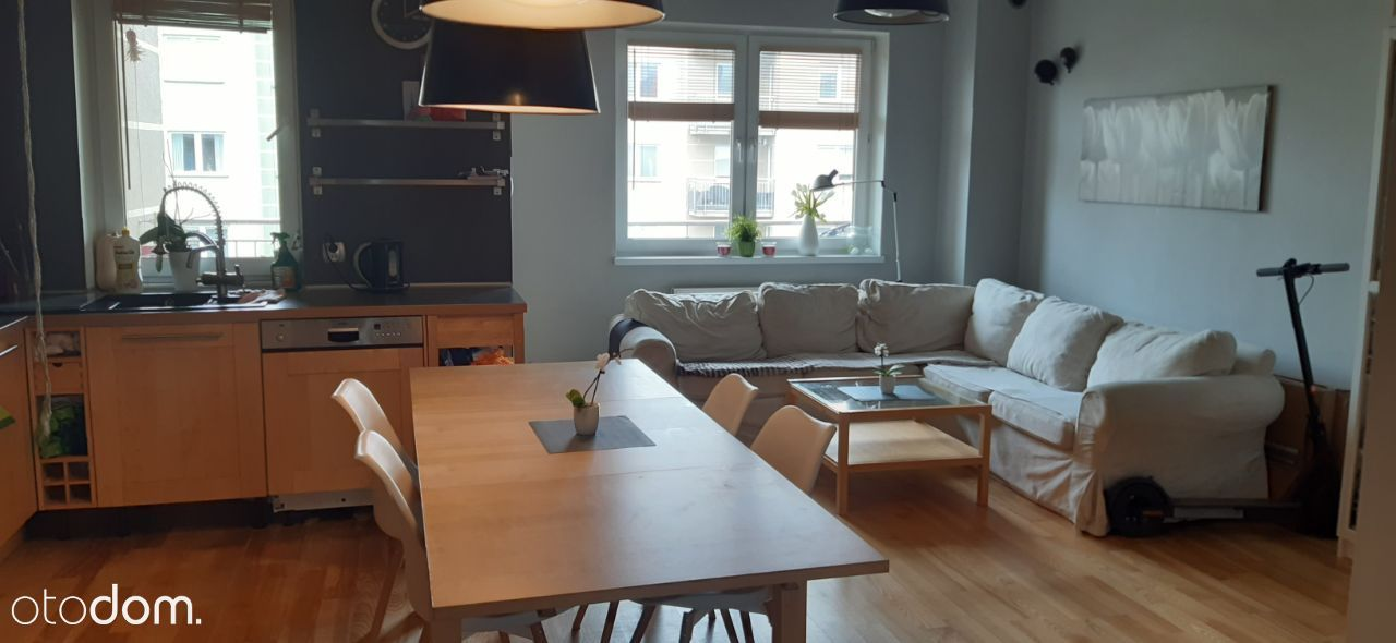 Mieszkanie 3 pokojowe 68m Gdańsk Zaspa