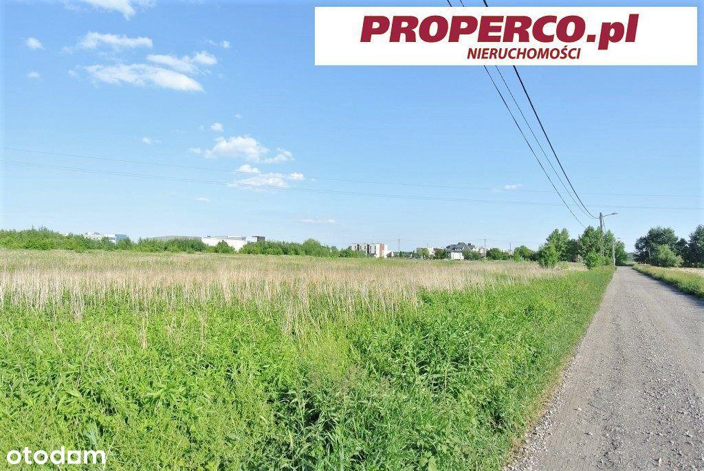 Działka usługowo-mieszkaniowa, 16091m2, Lesznowola