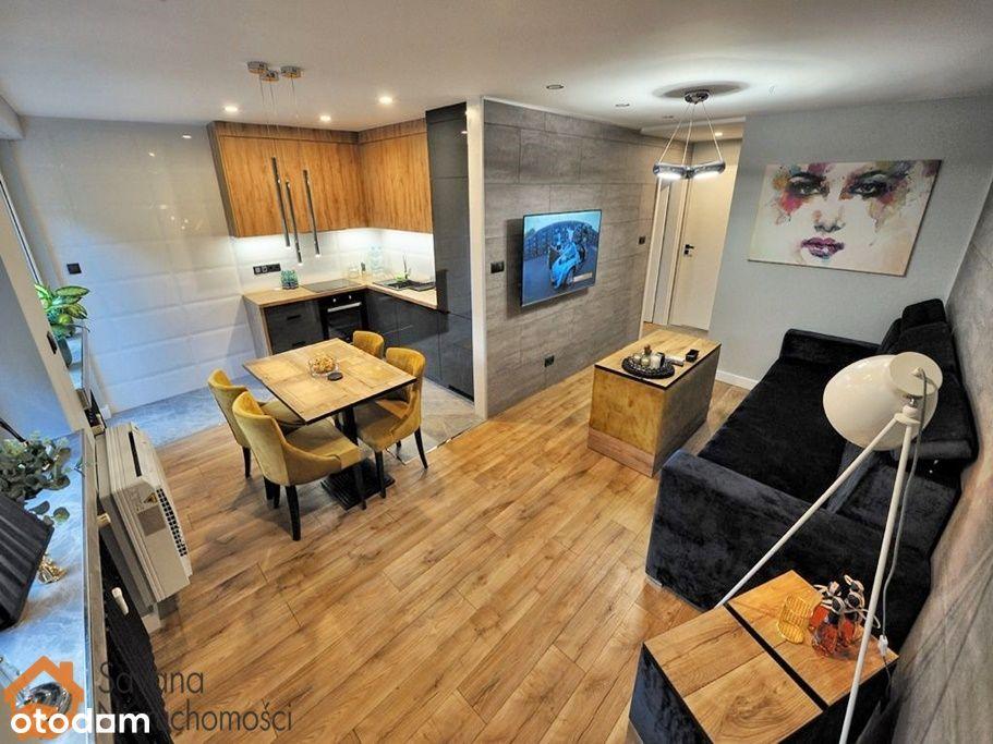 Gustownie wyremontowane dwupokojowe mieszkanie