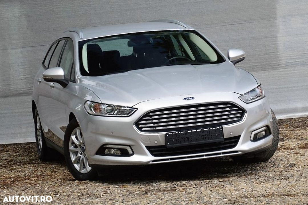 Ford Mondeo - 23