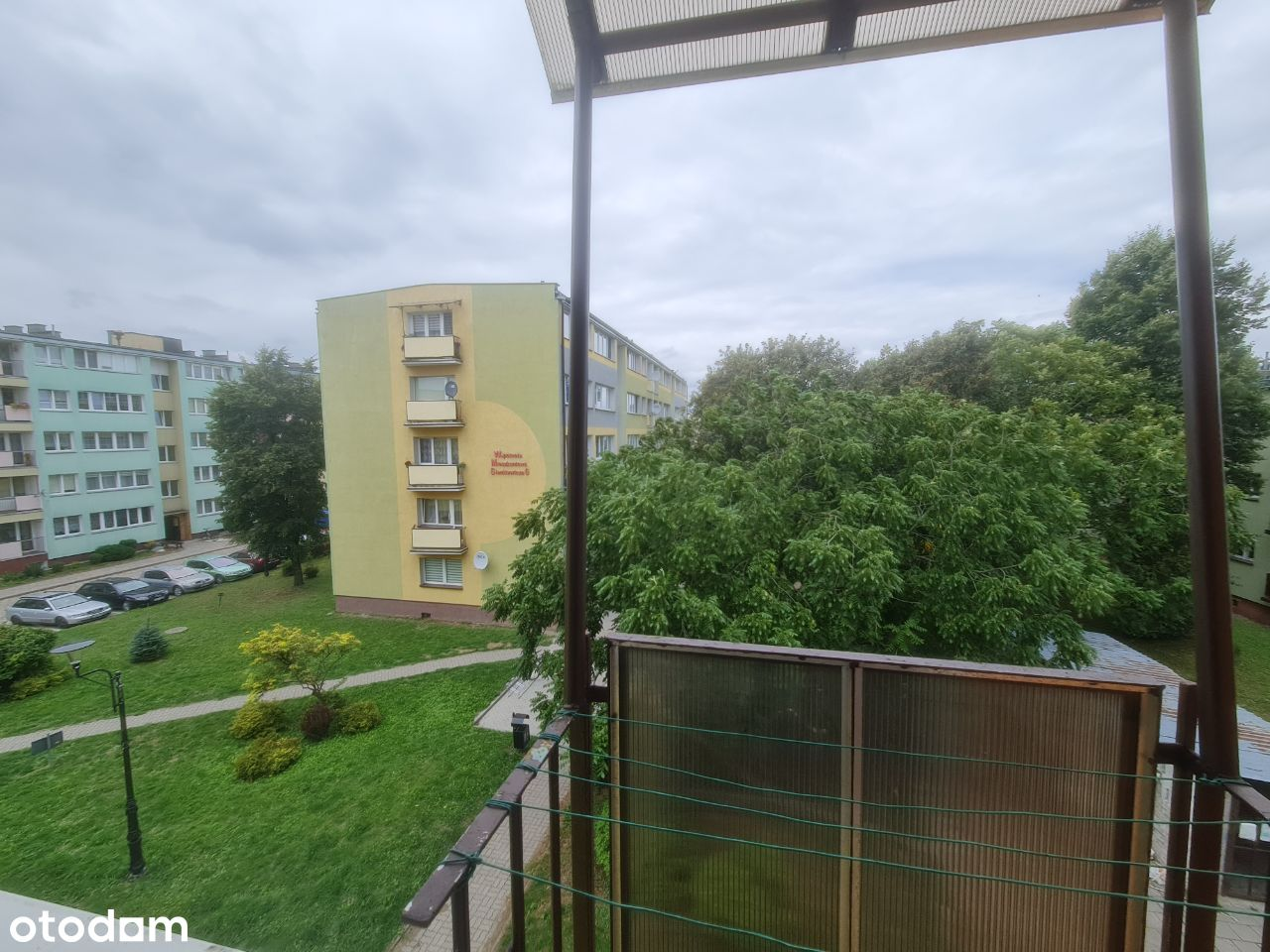 Mieszkanie 37,5 m2 - ul. Sienkiewicza 3/7 - W-no
