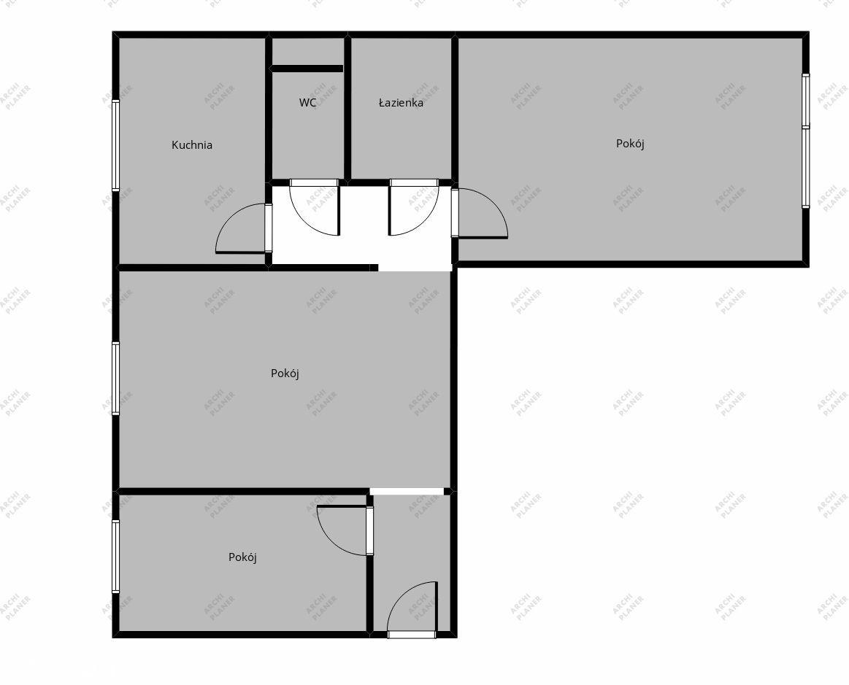Przestronne mieszkanie, świetna lokalizacja
