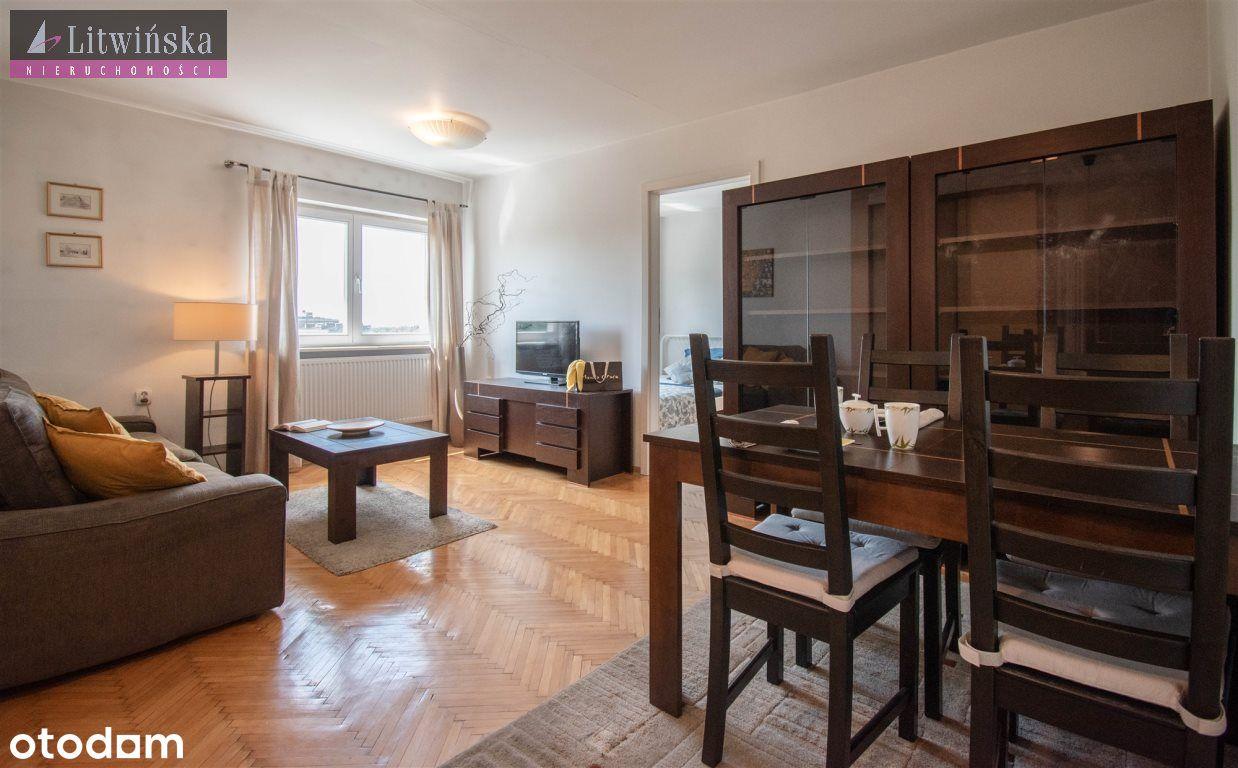 Mieszkanie, 49 m², Łódź