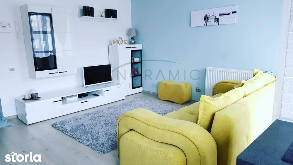LUX 2 camere, 40 mp, parcare, zona strazii Dunarii
