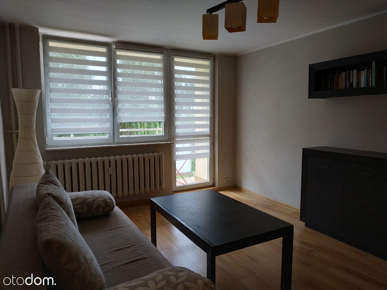 Dwupokojowe mieszkanie 38m2, zielona okolica
