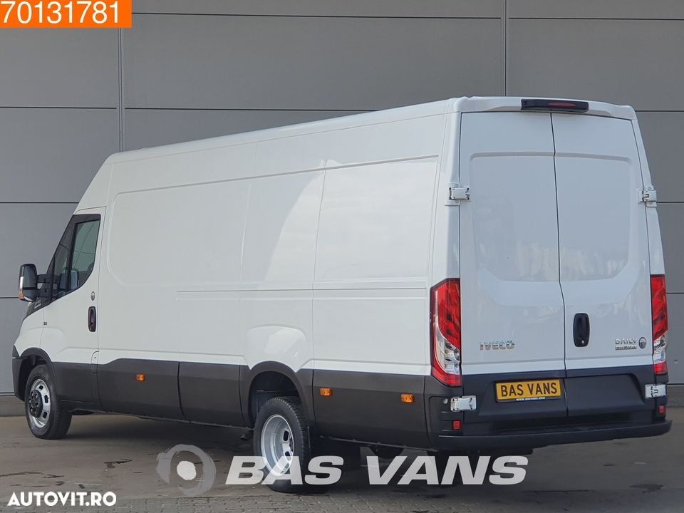 Iveco Daily 35C16 160PK Automaat Dubbellucht Airco L3H2 16m3 Airco - 2