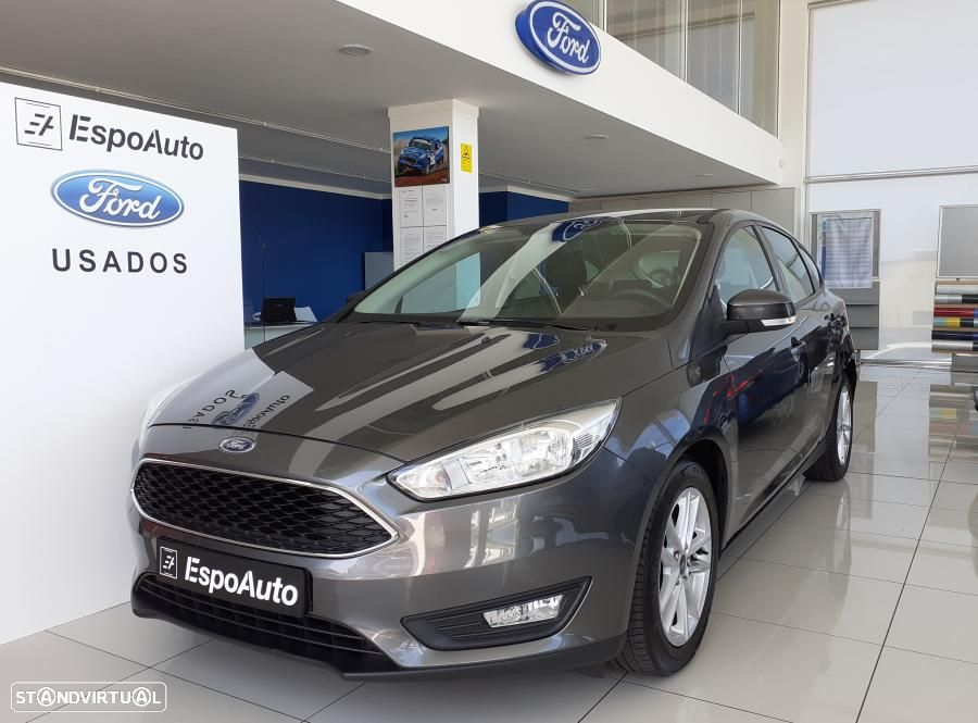 Ford Focus 1.0 Ecoboost 5P - 1