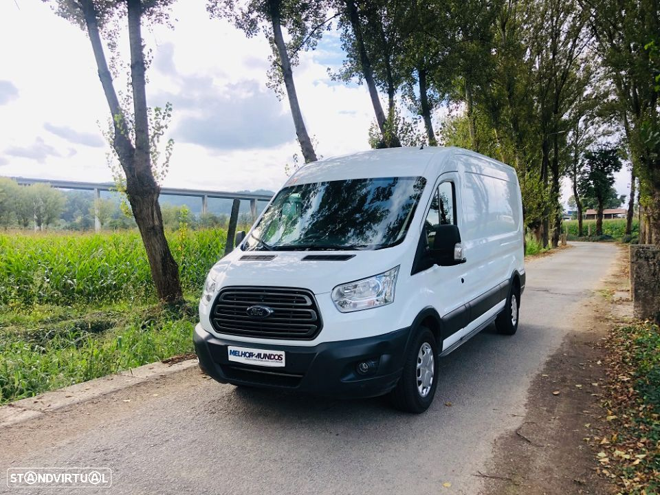Ford Transit Fourgon T330 L3H2 2.0TDCI - 1