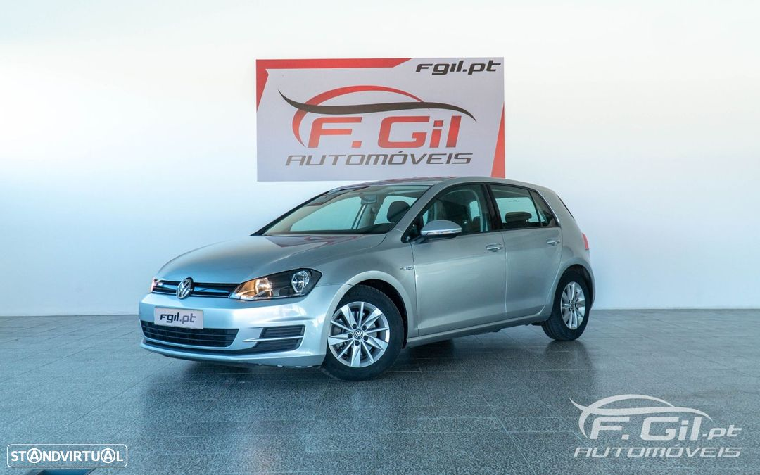 VW Golf 1.6 TDI BlueMotion Confortline (5p) - 1