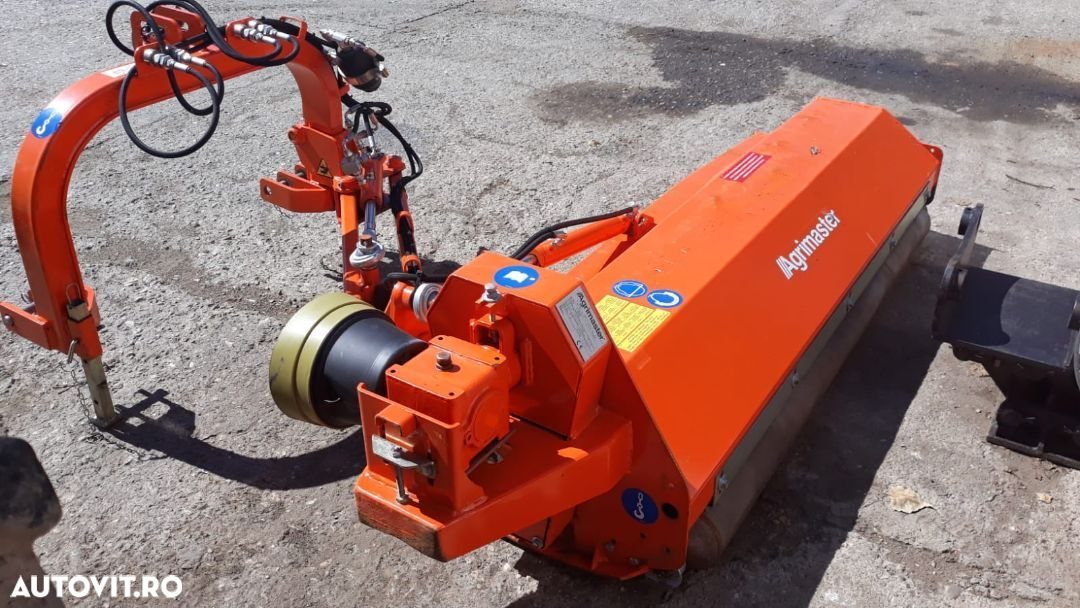 Agrimaster Tocator lateral XZL - 3