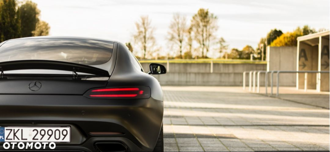 Mercedes-Benz AMG GT Mercedes Amg GTS Coupe Europa bezwypadkowy - 37