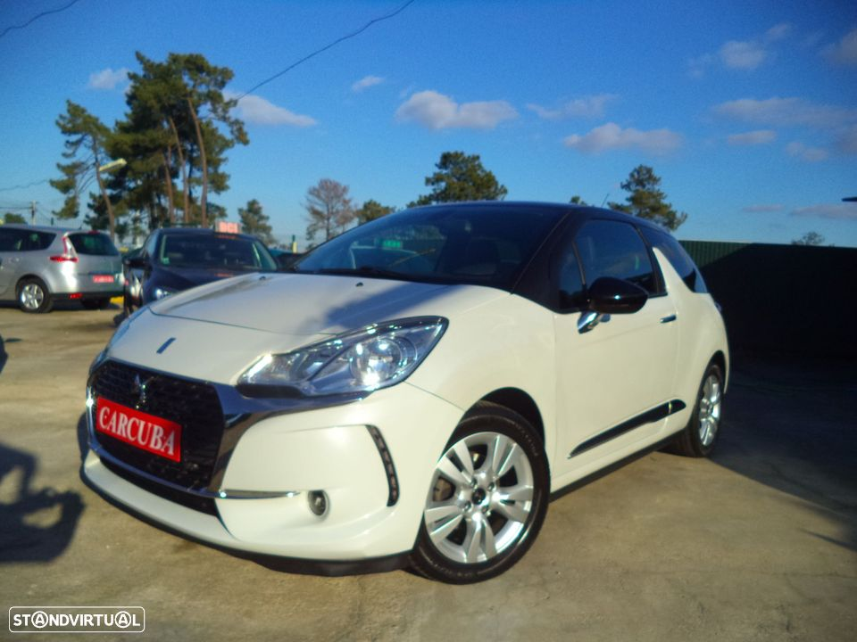 DS DS3 BE CHIC 1.6 HDI 100CV - 1