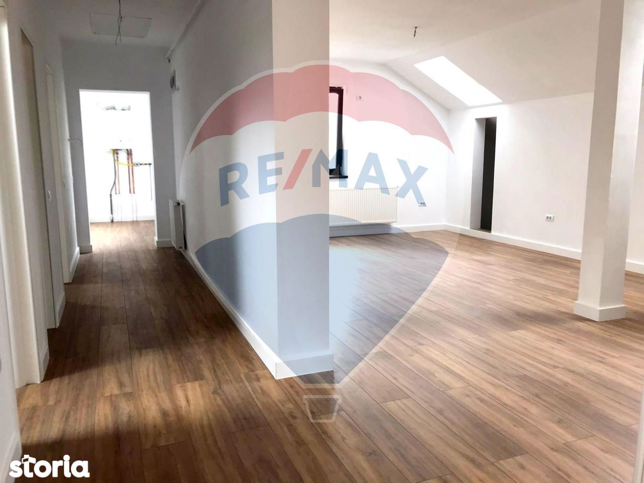 COMISION 0%! Apartament nou 3/4 camere cu terasa de 150 mp, Florilor