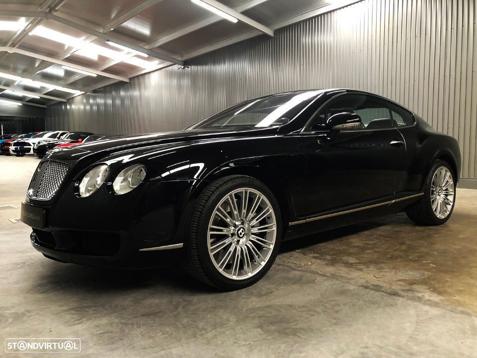 Bentley Continental GT 6.0L W12 - 42