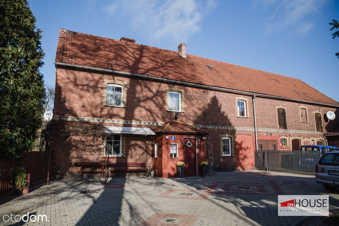 Stylowy dom z zabudowaniami-228 m2-Brzeźnik-OKAZJA