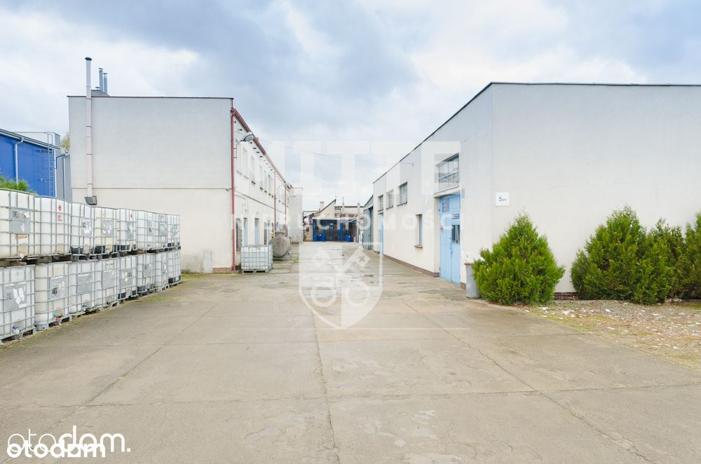 Dom + Magazyn + Produkcja 1700 m2 pod dachem