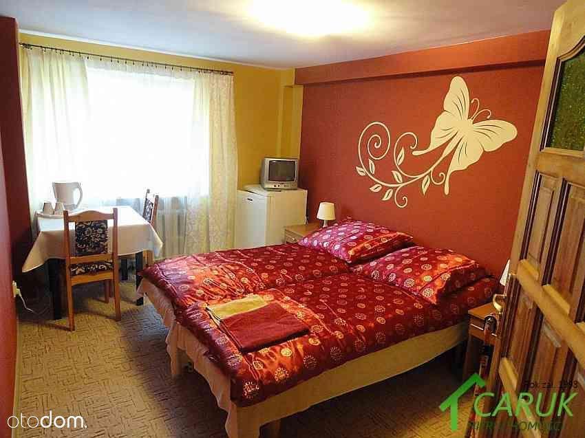 Pensjonat 10 pokoi + mieszkanie właściciela Rewal