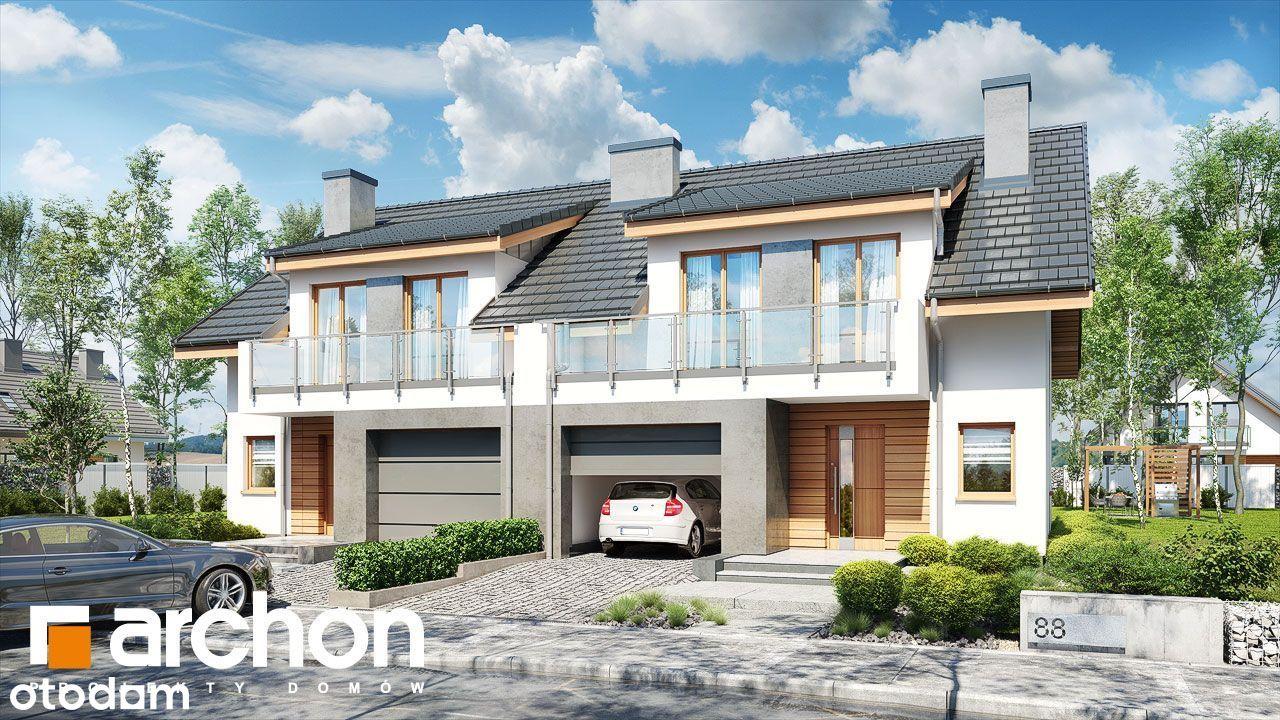 Nowe domy w zabudowie bliźniaczej Koszalin