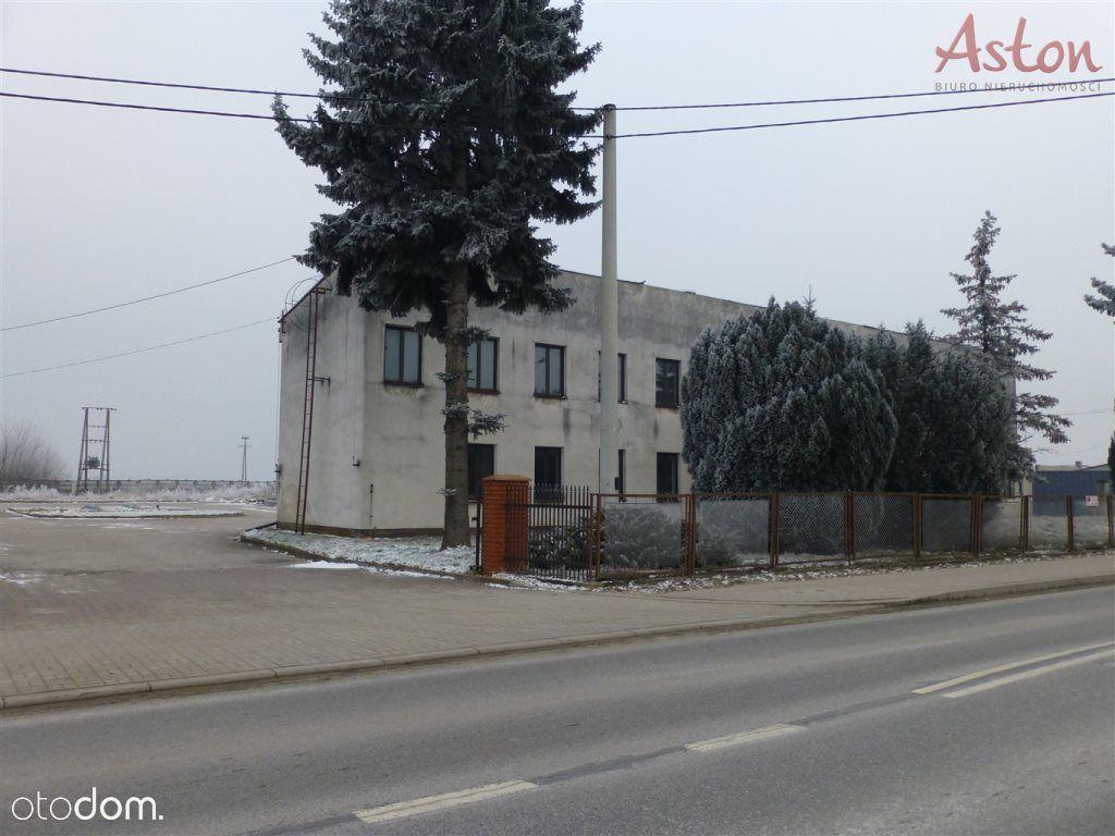 Działka Z Halą I Budynkami W Kazimierzy Wielkiej
