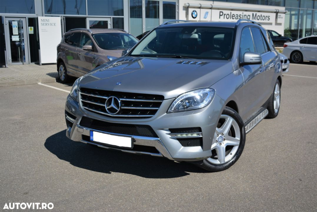 Mercedes-Benz ML - 1