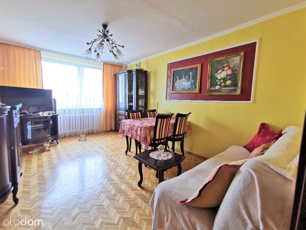 Przestronne 2 pokoje z balkonem