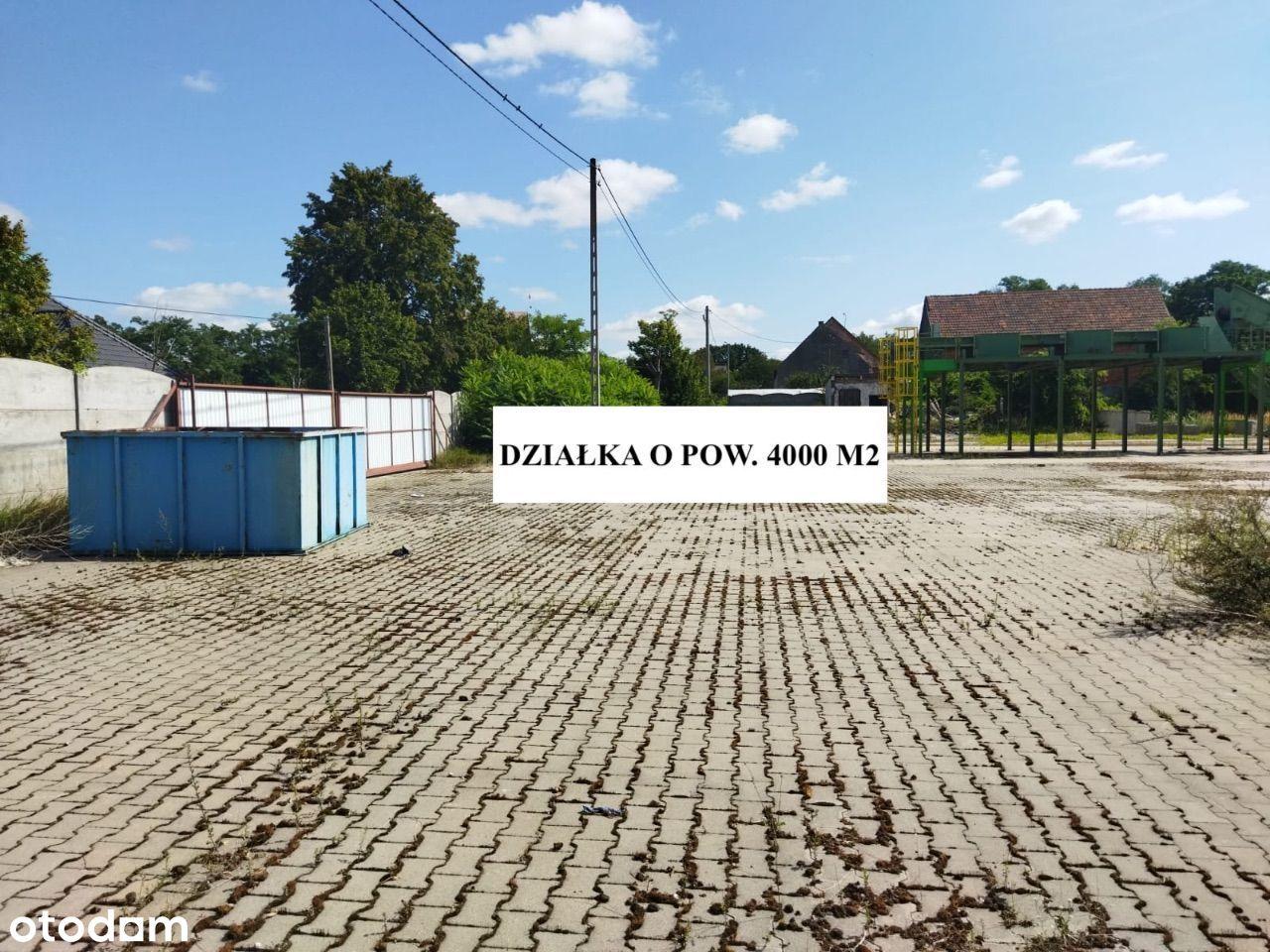 Atrakcyjna nieruchomość 21 km od Leszna