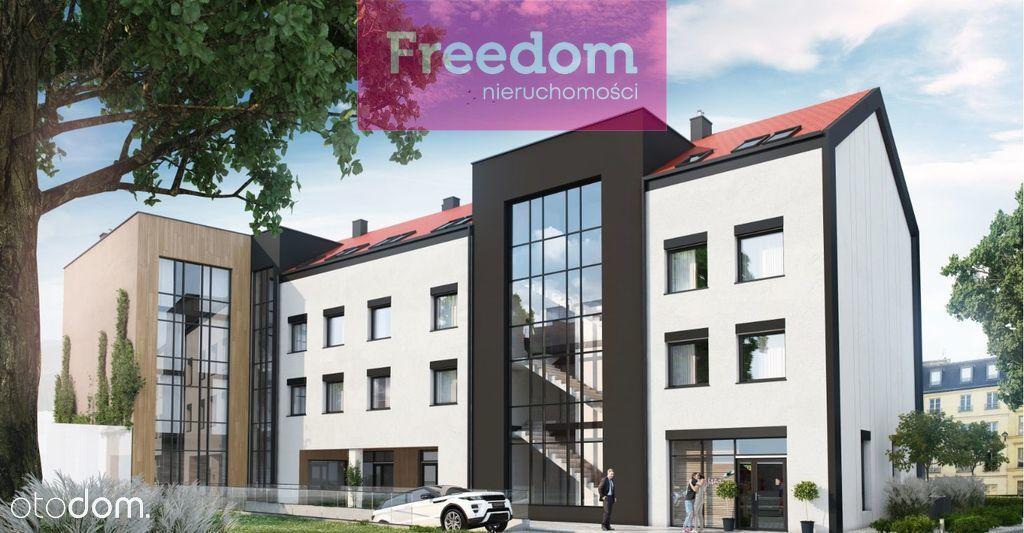 Dwupokojowe mieszkanie przy ul. Dąbrowszczaków