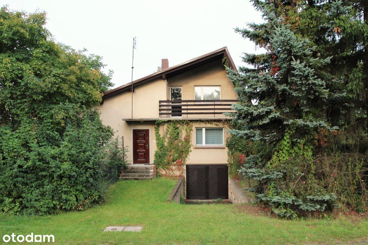 Dom z garażem – Włoszakowice, ul. Grotnicka 44f