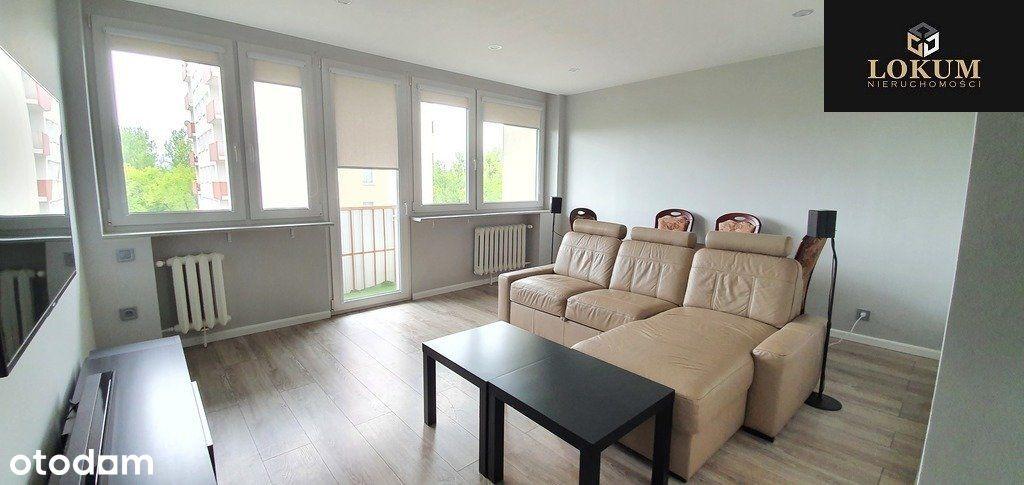 Mieszkanie, 53 m², Częstochowa