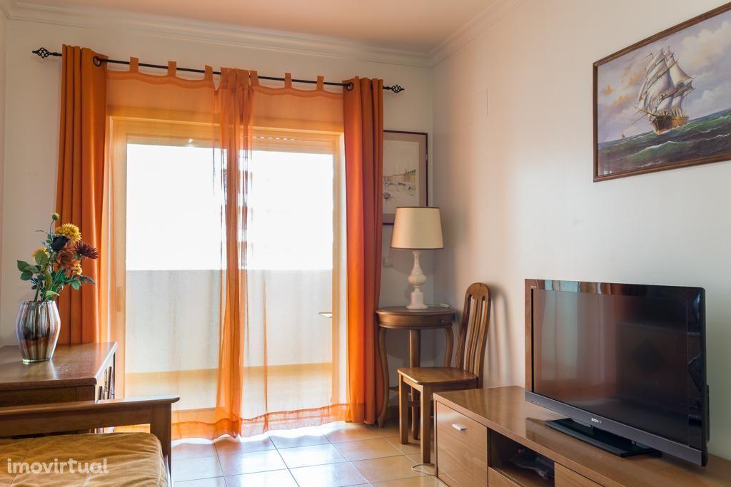 EAR-039 Apartamento T1 em Monte Gordo, central a 100 metros da praia