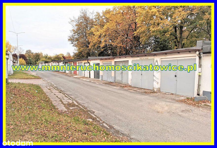 Garaż murowany Katowice sprzedam