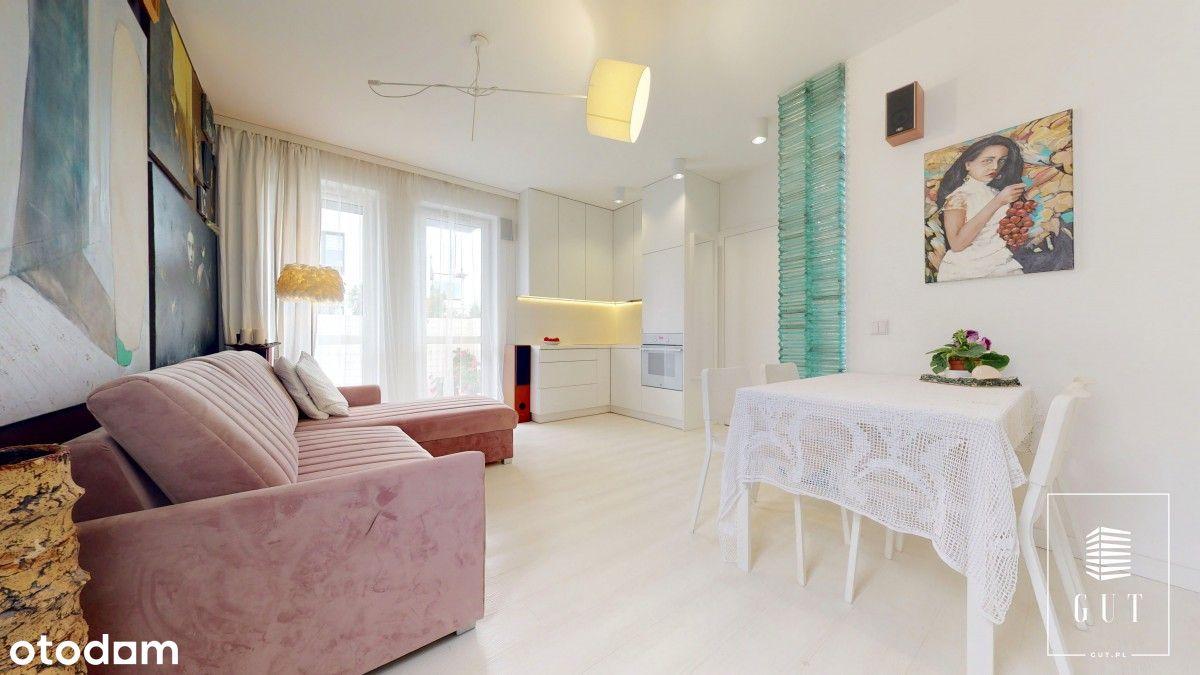 1-pokojowe mieszkanie, wysoki standard.