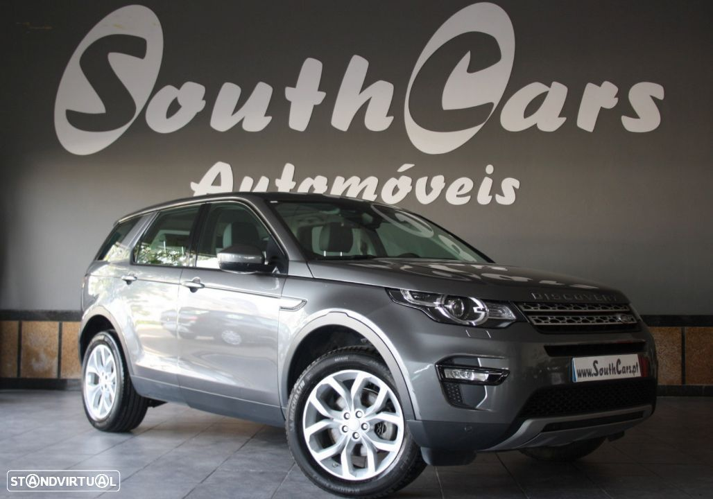 Land Rover Discovery 2.0 TD4 HSE Auto - 1