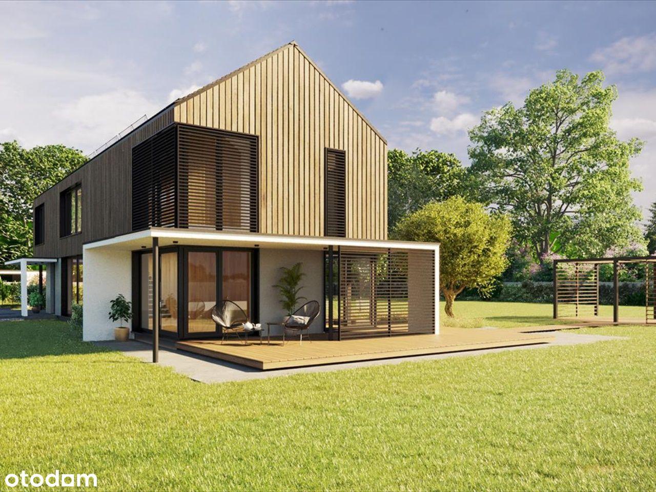 Działka 3000 m2 z pozwoleniem na budowę ,projektem