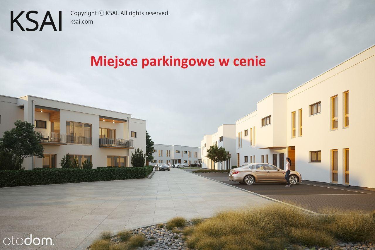 Mieszkanie 66,55 m2 z ogrodem