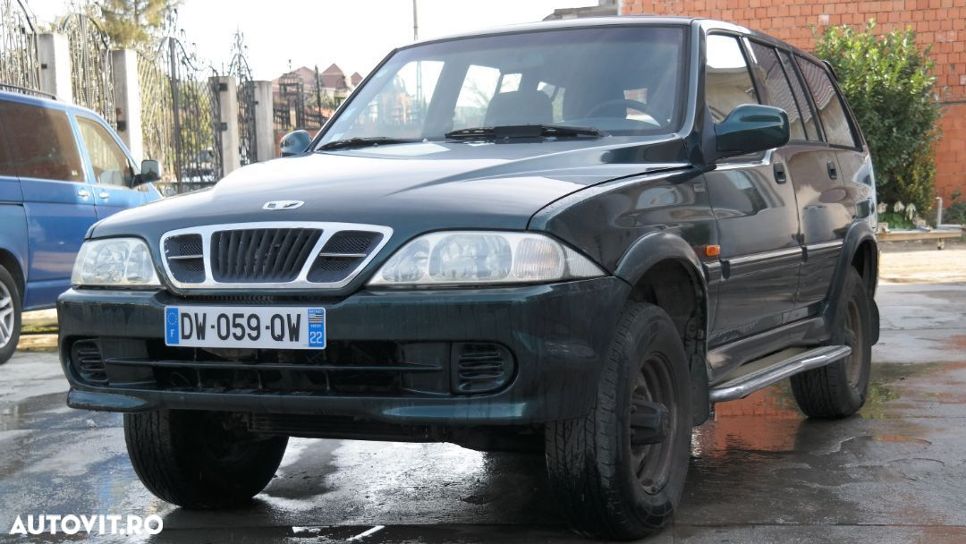 SsangYong Musso - 2