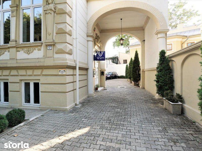 Comision 0! Spatiu birouri - ambasada in vila Romana - 535mp