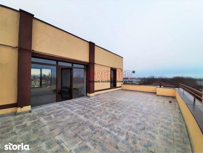 Garsoniera cu terasa in Popesti Leordeni | Mutare rapida