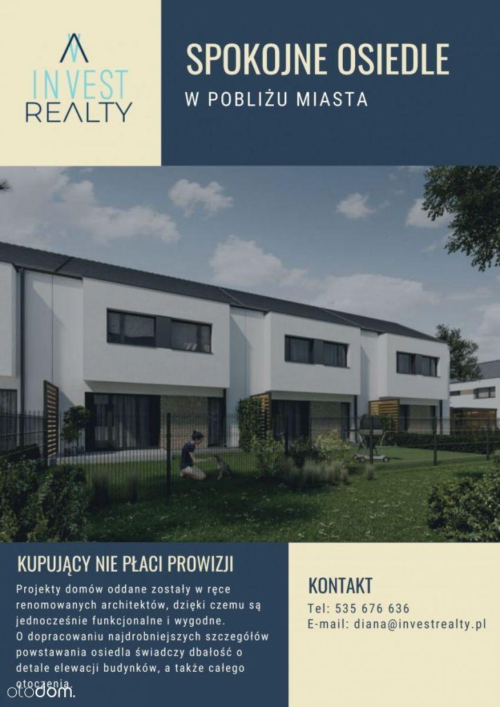 Dom W Zabudowie Szeregowej 2km od Poznania