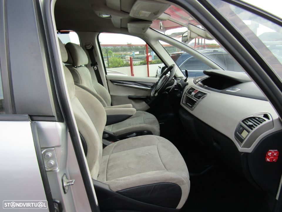 Citroën C4 Grand Picasso 1.6 HDi Exclusive CMP6 - 6