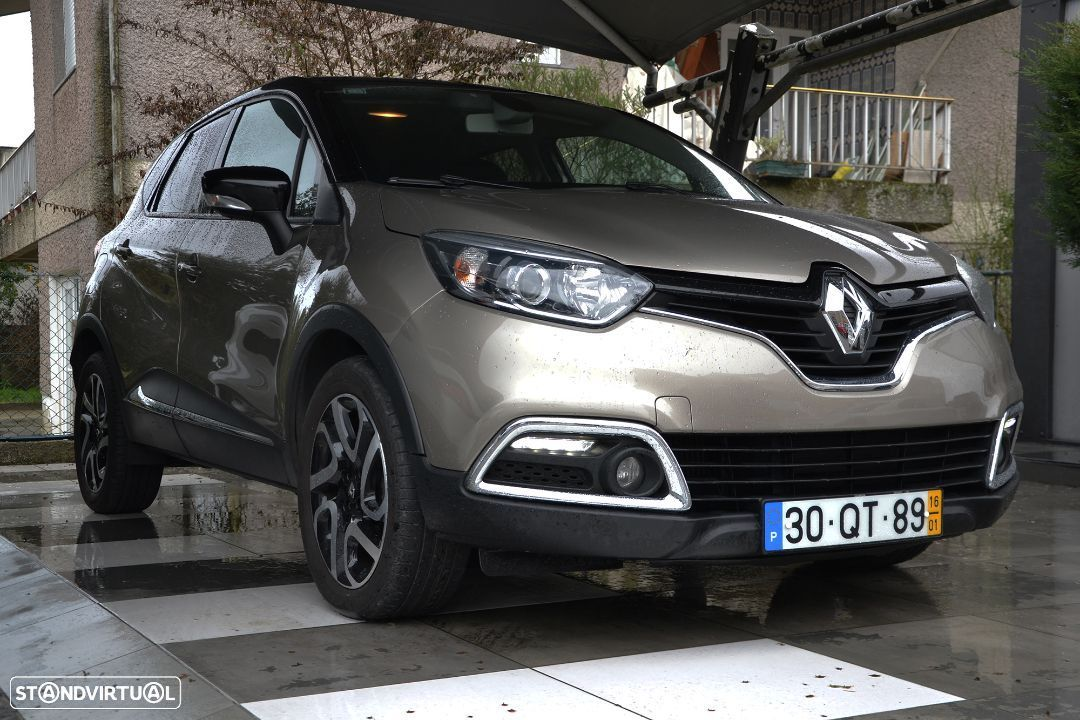 Renault Captur 1.5 dCi Exclusive - 2