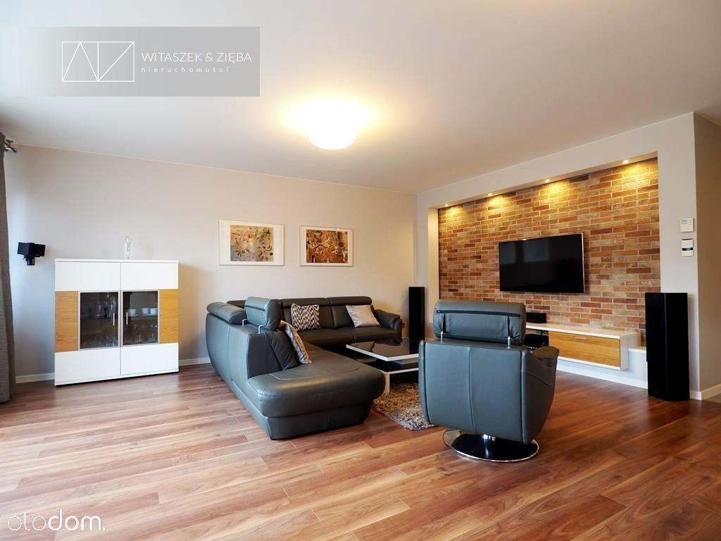 Nowoczesny 4-pok. apartament 140m2, Ludwinów