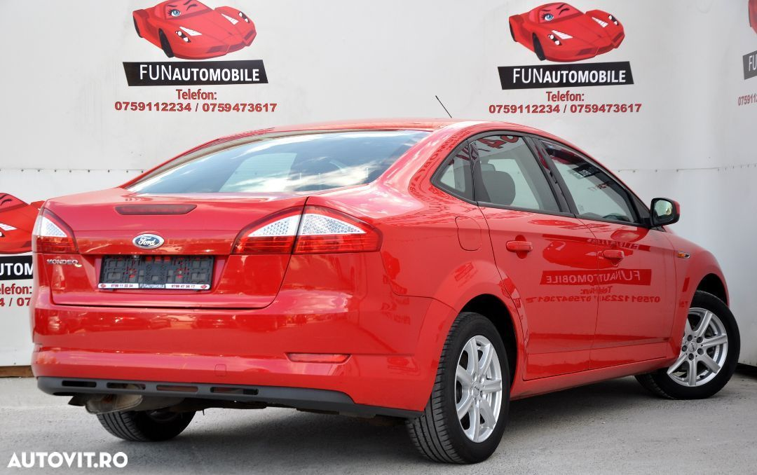 Ford Mondeo 2.0 - 8