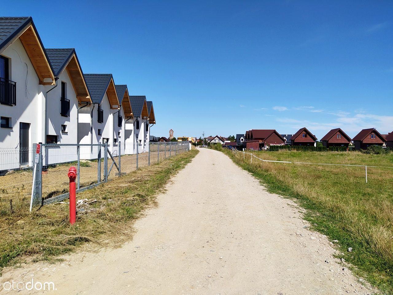 Działka budowlana w okolicach Władysławowa 1 001 m