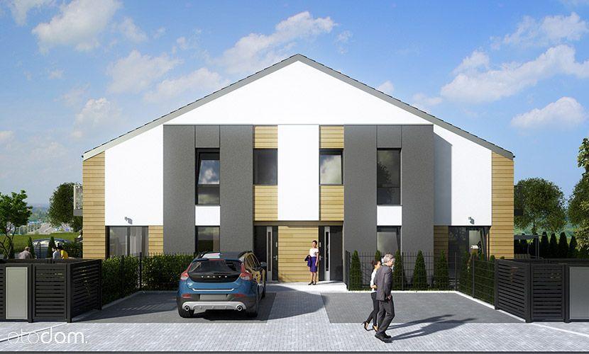 110,85m2, 5 pokoi, strych, balkon, opcja antresola
